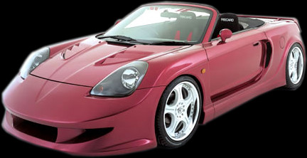 Toyota Mr2 Spyder Body Kit Resource Company Veilside Brought To You By Spyderforum Online Community Forums And Chat